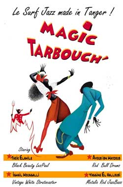 Magic Tarbouch'