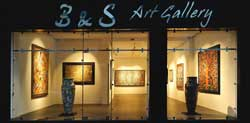 B&S Art Gallery